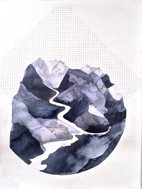 , 'Morraine,' 2016, Tiwani Contemporary