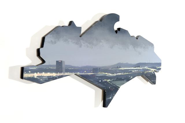 , 'Fogged view,' 2018, Barnard