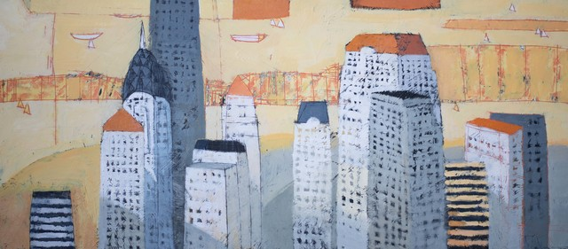 , 'Summer Sun,' 2018, Caldwell Snyder Gallery