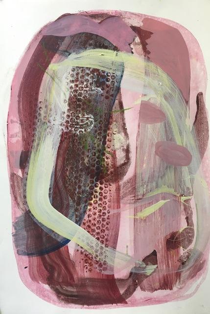 Justine Formentelli, 'A snag in the screen', 2019, ione & mann