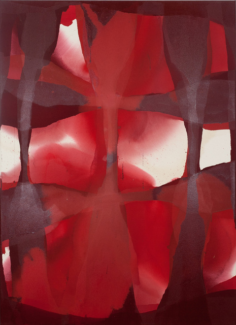 , 'Three I,' 2012-2013, HackelBury Fine Art