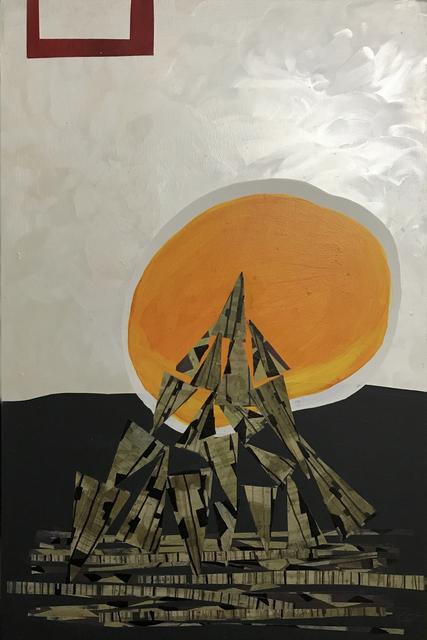 , 'Peaking,' 2019, Susan Eley Fine Art