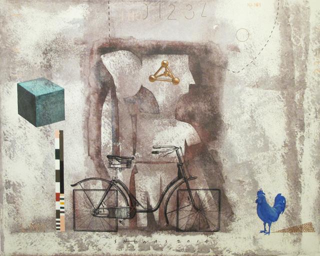 , 'Untitled 2,' 2015, Galerie Huit