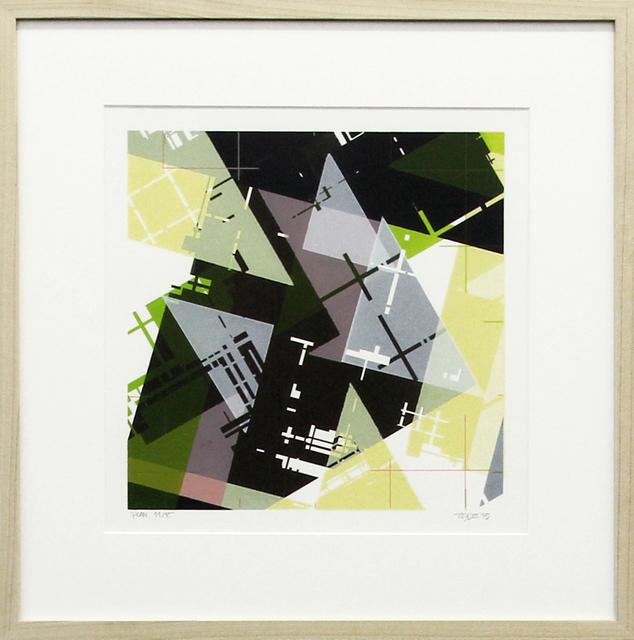, 'Plan XI,' 2015, Mini Galerie