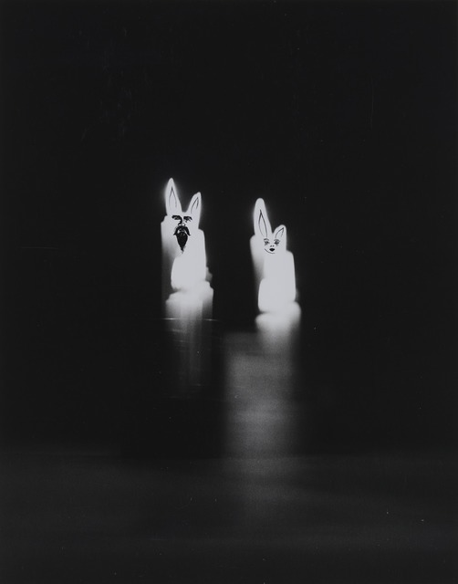 , 'Candles,' 1976, Magenta Plains