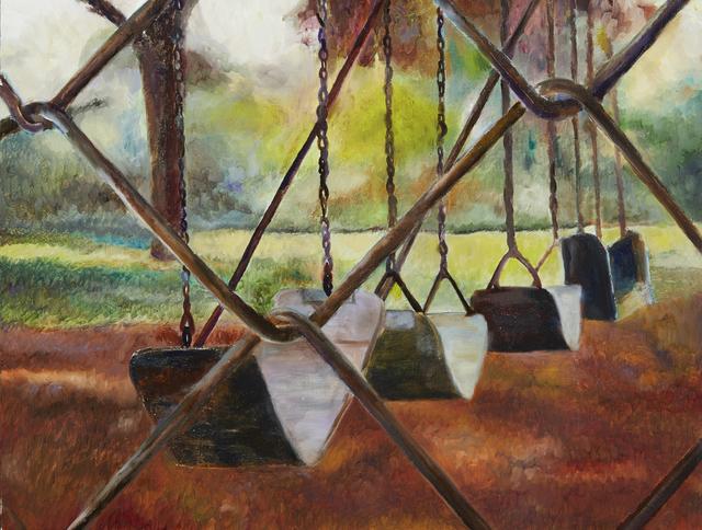 , 'Playground,' 2018, Denise Bibro Fine Art
