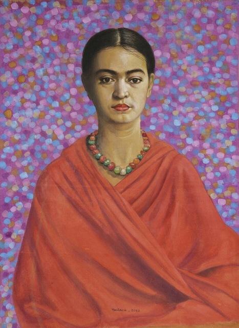 , 'Frida Kahlo,' 2017, Art Vietnam Gallery