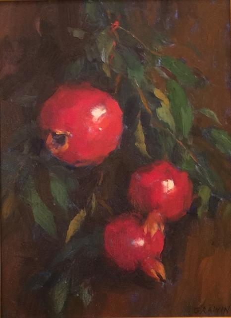 , 'Hanging Pomegranates,' , Cosmopolitan Fine Arts