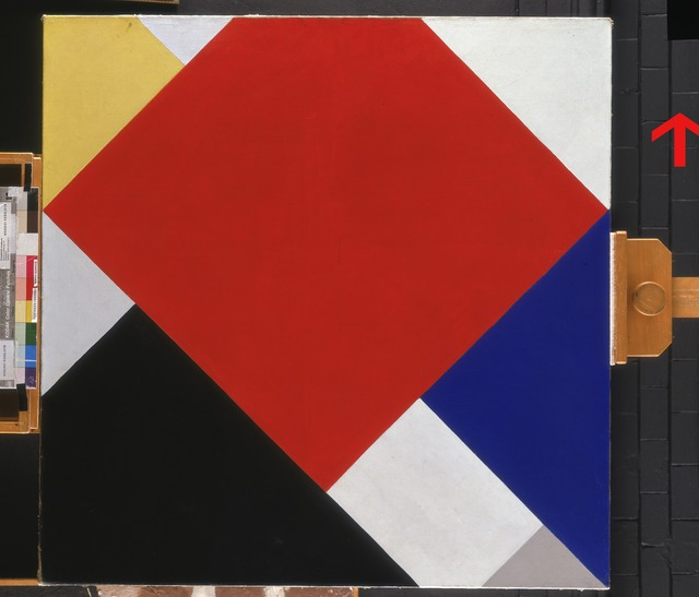 , 'Counter-composition V,' 1924, Centre for Fine Arts (BOZAR)
