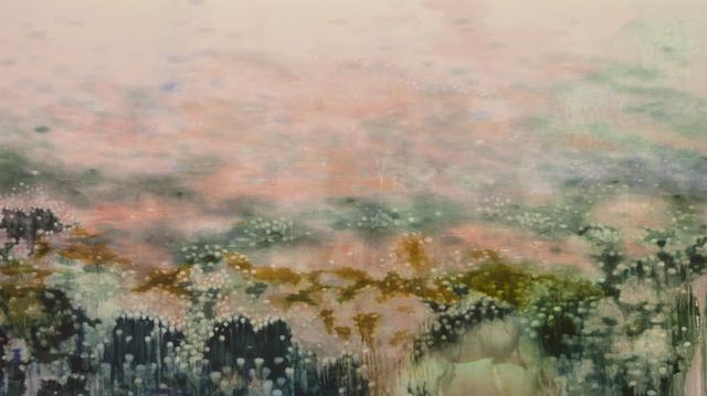 , 'River,' 2017, Barnard