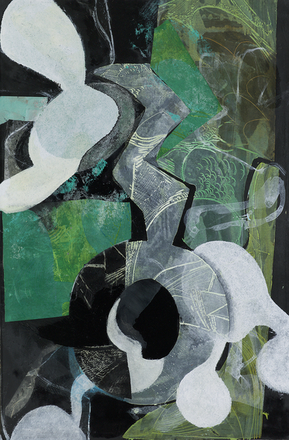 , 'Green Whistle,' 2016, Heather Gaudio Fine Art