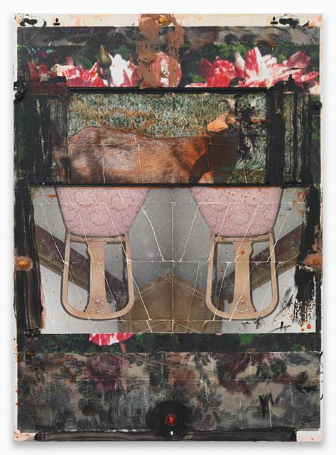 , 'Gold Rush Hush,' 2014, Contemporary Fine Arts