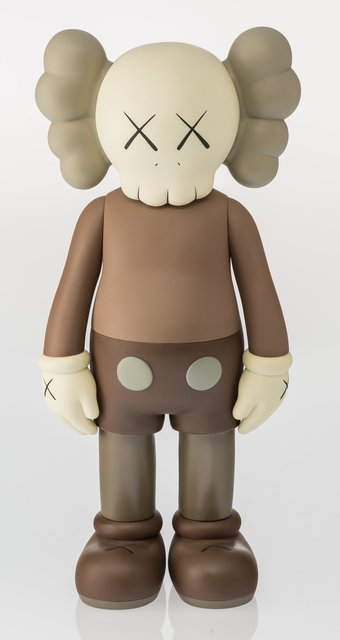 KAWS, 'Companion (Five Years Later) (Brown)', 2004, Heritage Auctions