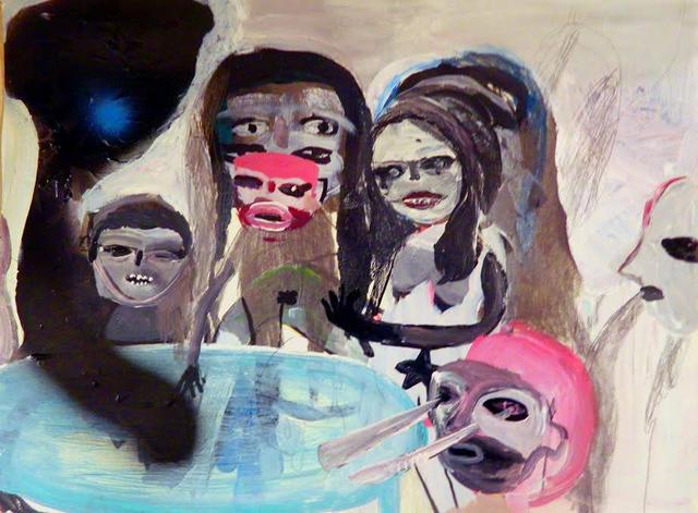 , 'Famiglia Spirituale,' 2015, Robert Kananaj Gallery