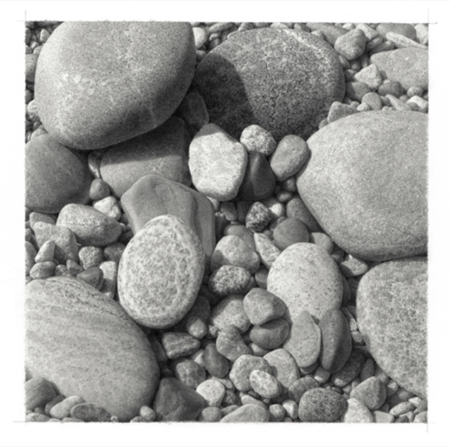 Skip Steinworth, 'Beachstones #7', 2019, M.A. Doran Gallery