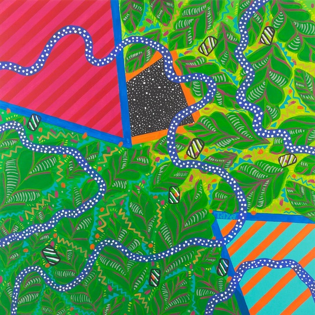 , 'Jungle Love,' 2017, MOV'ART Gallery