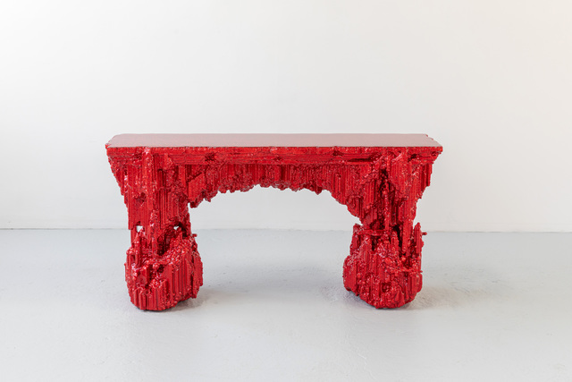 , 'Grotto Console: Pomegranate,' 2019, Friedman Benda