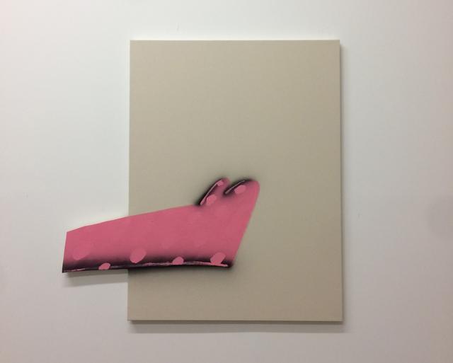 , 'Entrance (Foot) ,' 2016, Galerie Kandlhofer
