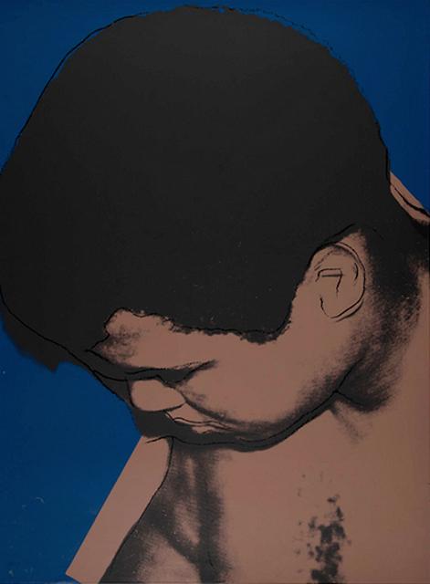, 'Muhammad Ali (FS II.180),' 1978, Gormleys Fine Art