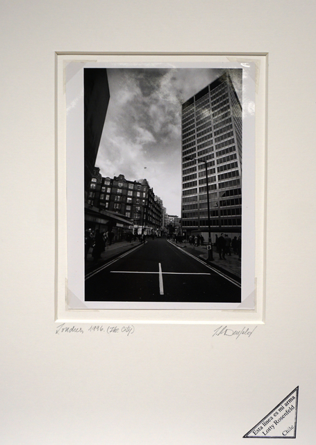 , 'Londres (the city),' 1996, Isabel Aninat