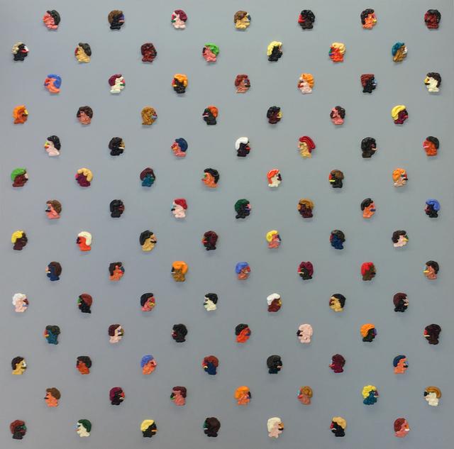 , 'Traffic,' 2017, Fabien Castanier Gallery