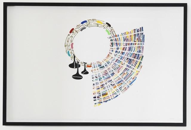 , 'Untitled (NEG 11 068),' 2011, Anne Mosseri-Marlio Galerie