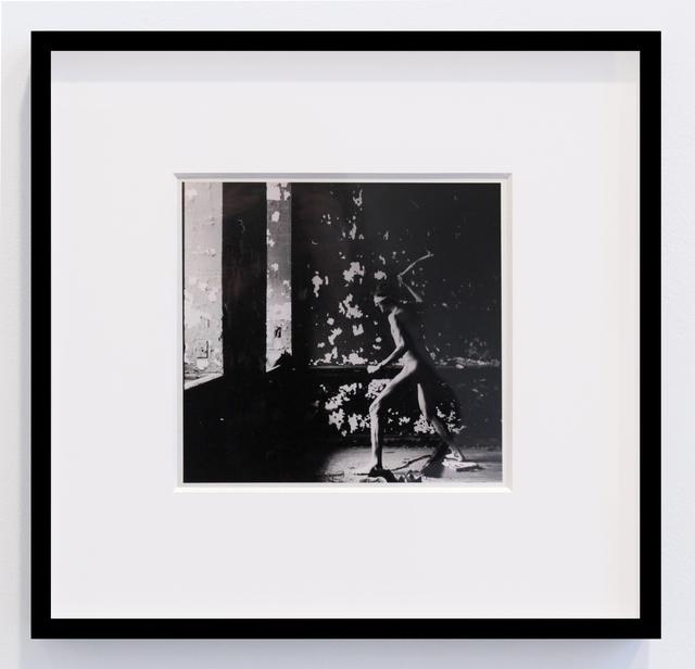 , 'Untitled (Blindfolded Nude),' 1988, P.P.O.W