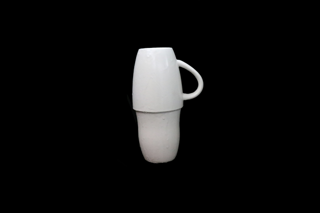 , 'White Cup,' 2016, 11.12 Gallery