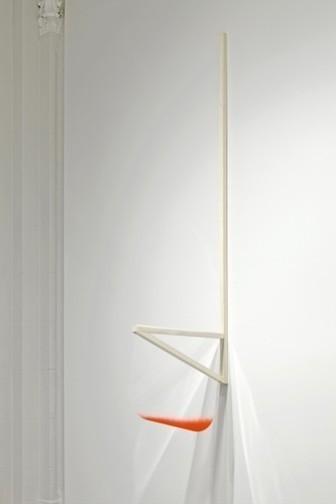 , 'Papier découpé (Flag),' 2012, Galerie Antoine Ertaskiran