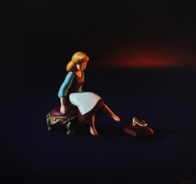 , 'Cinderella,' 2016, Galerie de Bellefeuille