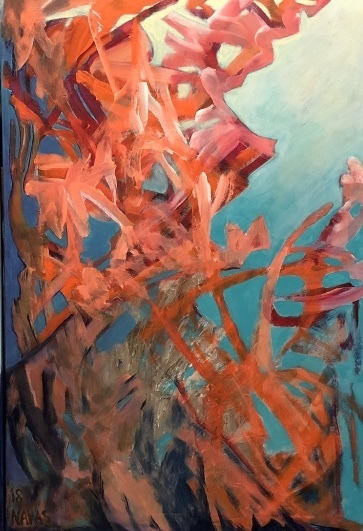 Erika Navas, 'Red Coral', 2018, the gallery STEINER