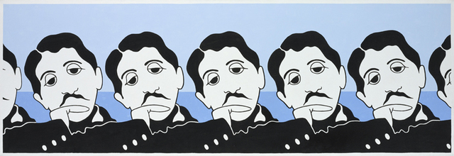 , 'Marcel Proust,' 1984, Waddington Custot