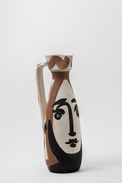 Pablo Picasso, 'Face (Visage)', 1955, Huxley-Parlour