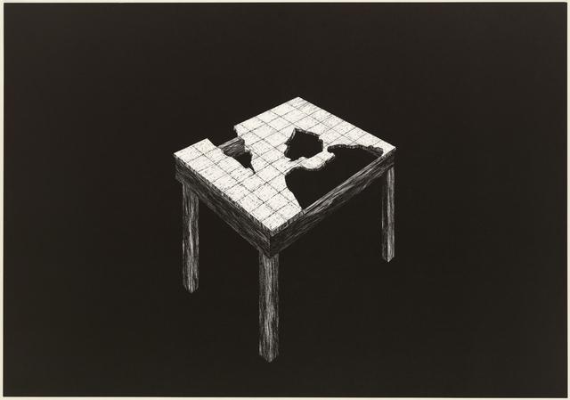 , 'Desapropriaçao 2,' 2011, Polígrafa Obra Gráfica