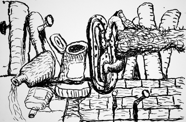 Philip Guston, 'Remains', 1980, Brooke Alexander, Inc.