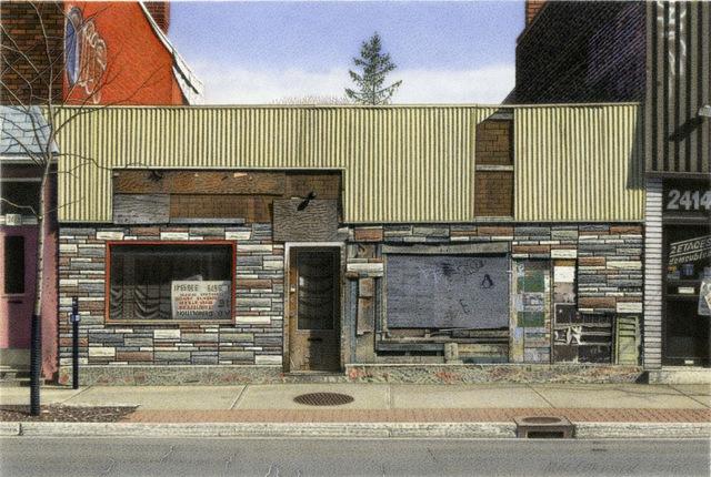 , 'A.B. Demolition,' 2010, Bernarducci Gallery