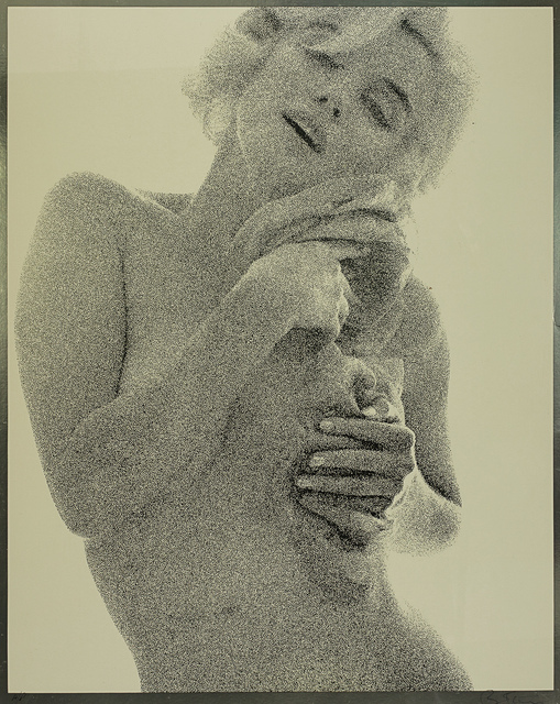 Bert Stern, '2 Gold Marilyn Monroes', c.1973, Print, Unmatched pair of screenprints, Capsule Gallery Auction