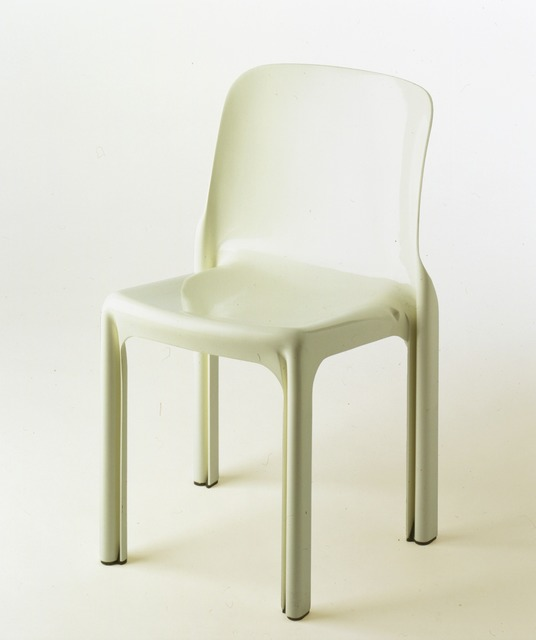 ", '""Selene"" chair,' 1969, Triennale Design Museum"