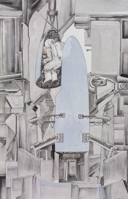 , 'Star missions lite NO. 01,' 2013, A+ Contemporary