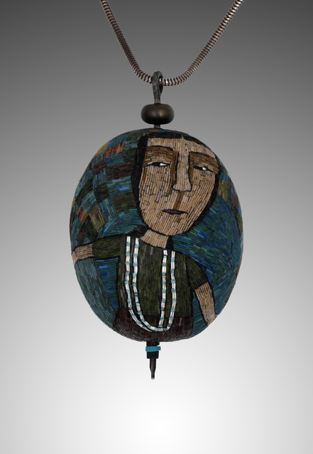 , 'Dancing with Beads,' , Facèré Jewelry Art Gallery