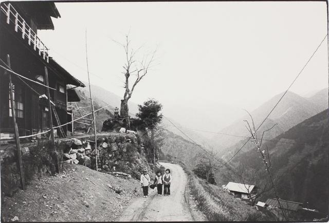 , 'Mountain Pass, Shimoguri, Nagano (Somehow Familiar Places series),' 1973, MIYAKO YOSHINAGA