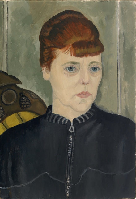 Helen Torr, 'I', 1935, Painting, Oil on canvas, Norton Museum of Art