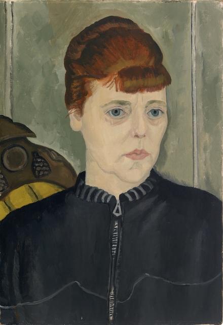 , 'I,' 1935, Norton Museum of Art