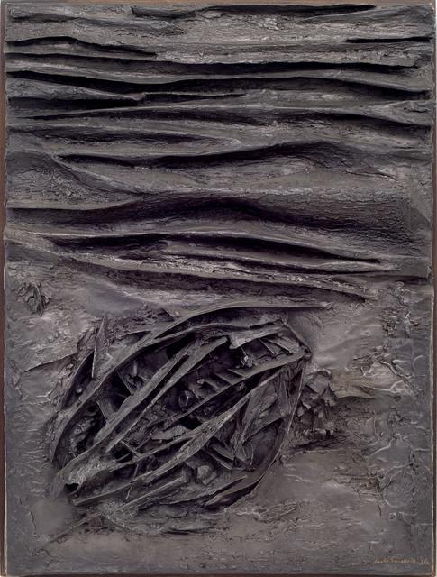 , 'Tavola dell'agrimensore, 1958, I,' 1958, Tornabuoni Art