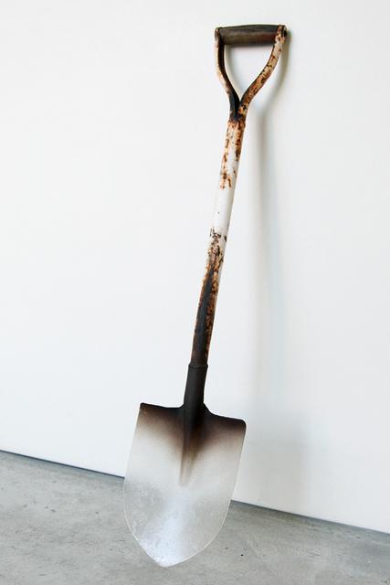 , 'Shaberu (Shovel),' 2015, MA2Gallery