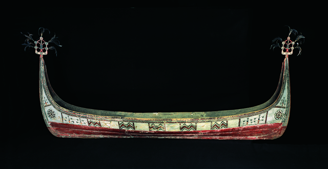 , 'Canoe,' Mid-20th century, Fowler Museum at UCLA