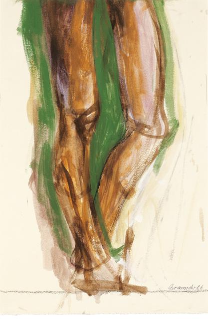 , 'Legs,' 1986, Galerie Bei Der Albertina Zetter