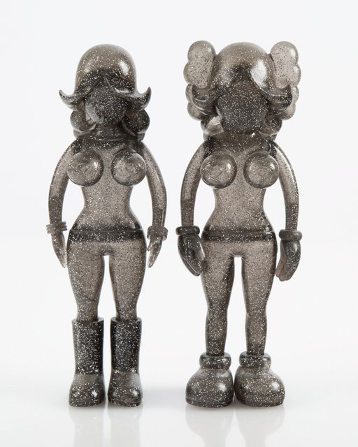 KAWS, 'The Twins (Glitter) (two works)', 2006, Heritage Auctions
