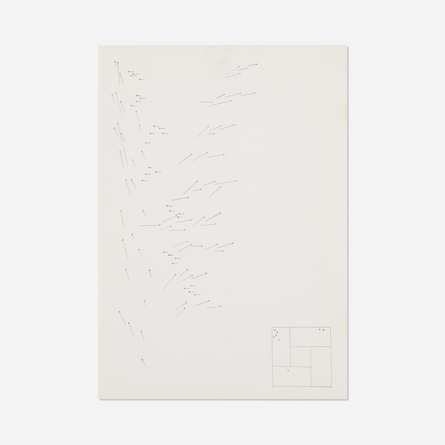 Michiko Itatani, 'Untitled', 1977, Wright