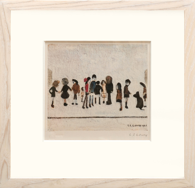 , 'Group of Children,' 1973, Peter Harrington Gallery